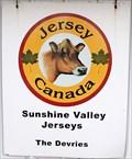 Image for Sunshine Valley Jerseys - Grand Forks, BC