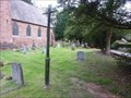 Image for Churchyard, St James The Great, Churchill-in-Halfshire, Worcestershire, England