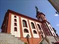 Image for Kostel sv. Václava / Church of St. Wenceslas - Loket, Czech Republic