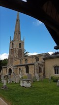 Image for St Margaret's church - Hemingford Abbots, Huntingtonshire