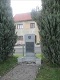 Image for Pomník obetem I.a II. svetové války - Brno-Oresin, Czech Republic