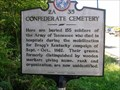 Image for CONFEDERATE CEMETERY ~ 2A 35