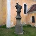Image for Svatý Jan Nepomucký / Saint John of Nepomuk, Revnicov, Czechia