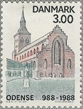 Image for 1000th Anniversary of Odense - Odense, Danmark