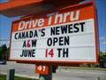 Image for A & W - Edgewater, Kanata, Ontario