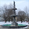 Image for Egbert Memorial Fountain - Franklin, PA