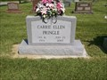 Image for 101 - Carrie Ellen Pringle - Crane, MO