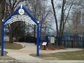 "Image for New Buffalo Welcome Center ""Able to Play"" Playground - New Buffalo, MI"