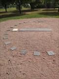 Image for Analemmatic Sundial, Cognat-Lyonne, France