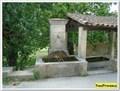 Image for La fontaine de Buoux - Buoux, France