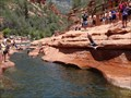 Image for Slide Rock Swimming Hole, Sedona, Arizona