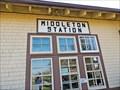 Image for Middleton Railway Depot - Middleton, NS