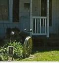 Image for Bright Yellow Garden Wheel - Washington, MO