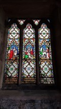 Image for Stained Glass Windows - St Wilfrid - South Muskham, Nottinghamshire