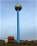 Image for Klecany Water Tower / Vodárenská vež Klecany (Central Bohemia)