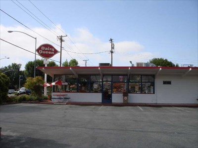 Dairy Queen Brazier Winchester Blvd Campbell Ca Restaurants On Waymarking