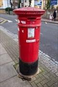 Image for Victorian Post Box - Hotham Road, London, UK