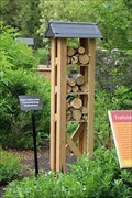 Image for Solitary Bee Condo - Trailside Museum, Blue Hills Reservation - Milton, MA