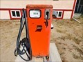Image for Small Commercial Gas Pump - Kettle River Museum - Midway, BC