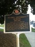 Image for Starke University School