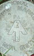 Image for AT - PA 364 56A - Appalachian Trail Survey Marker - Cumberland County, PA