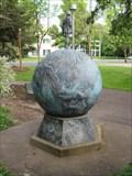 Image for VFW War Memorial Globe - Salem, Oregon