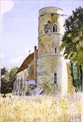 "Image for ""St Peter & St Paul, Little Saling"" by Kenneth Rowntree – St Peter & St Paul Church, Bardfield Saling, Essex, UK"