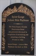Image for Spicer Garage - Jackson Hole Playhouse
