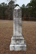 Image for Isaac I. Harris -- Cove Springs Cemetery, Nacogdoches Co. TX