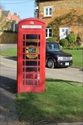 Image for Red Telephone Box - Great Easton, Leicestershire, LE16 8ST
