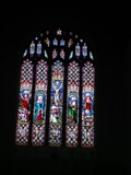 Image for STAINED GLASS WINDOWS, MALBOROUGH CHURCH