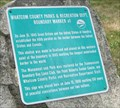 Image for Whatcom County Parks and Recreation Dept. Boundary Marker #1 - Point Roberts, WA