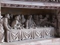 Image for The Last Supper - Church of St Hilary, Vale of Glamorgan, Wales.