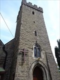 Image for St Catwgs Church - Belltower - Cadoxton-juxta-Neath, Wales.