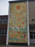 Image for Delhi District Secondary School Mural - Delhi, ON