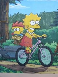 Lisa and Maggie, Springfield, Oregon