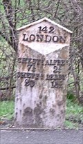 Image for Milestone - Chesterfield Road, Higham, Derbyshire, UK.