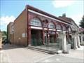 Image for Belsize Park Underground Station - Haverstock Hill, London, UK