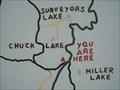 Image for You Are Here - Miller Lake - Aquarius Plateau - Wayne County, UT, USA