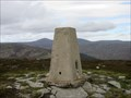Image for Cairn Caidloch Trig Pillar - Angus, Scotland.