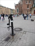 Image for Old Town Square Pump  -  Krakow, Poland