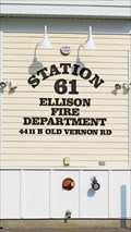 Image for Station 61 Ellison Fire Department