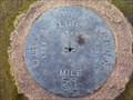 Image for 1881 Survey Stone Milestone #31 Benchmark (PA/OH)