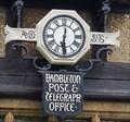 Image for Art Nouveau Clock - 1898 - Old Post Office - Hambleton, Rutland