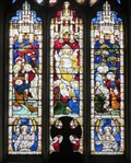 Image for Scenes from the Life of Christ - St Brynach Church, Nevern, Pembrokeshire, Wales.