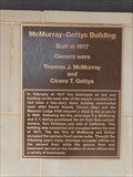 Image for McMurray-Gettys Building - Decatur, TX