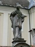 Image for St. John of Nepomuk // sv. Jan Nepomucký - Zichlínek, Czech Republic