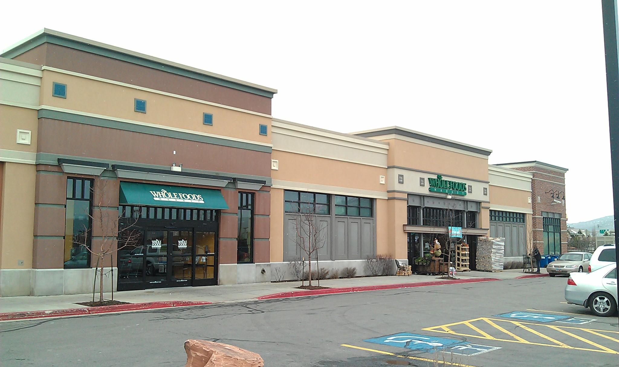 Park City Utah Food Stores