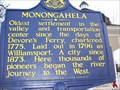 Image for Monongahela (Marker in Chess Park)