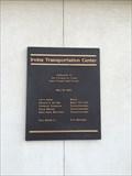 Image for Irvine Transportation Center - 1990 - Irvine, CA